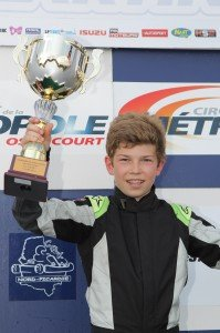 Maxime - VICE CHAMPION DE FRANCE CADET 2014